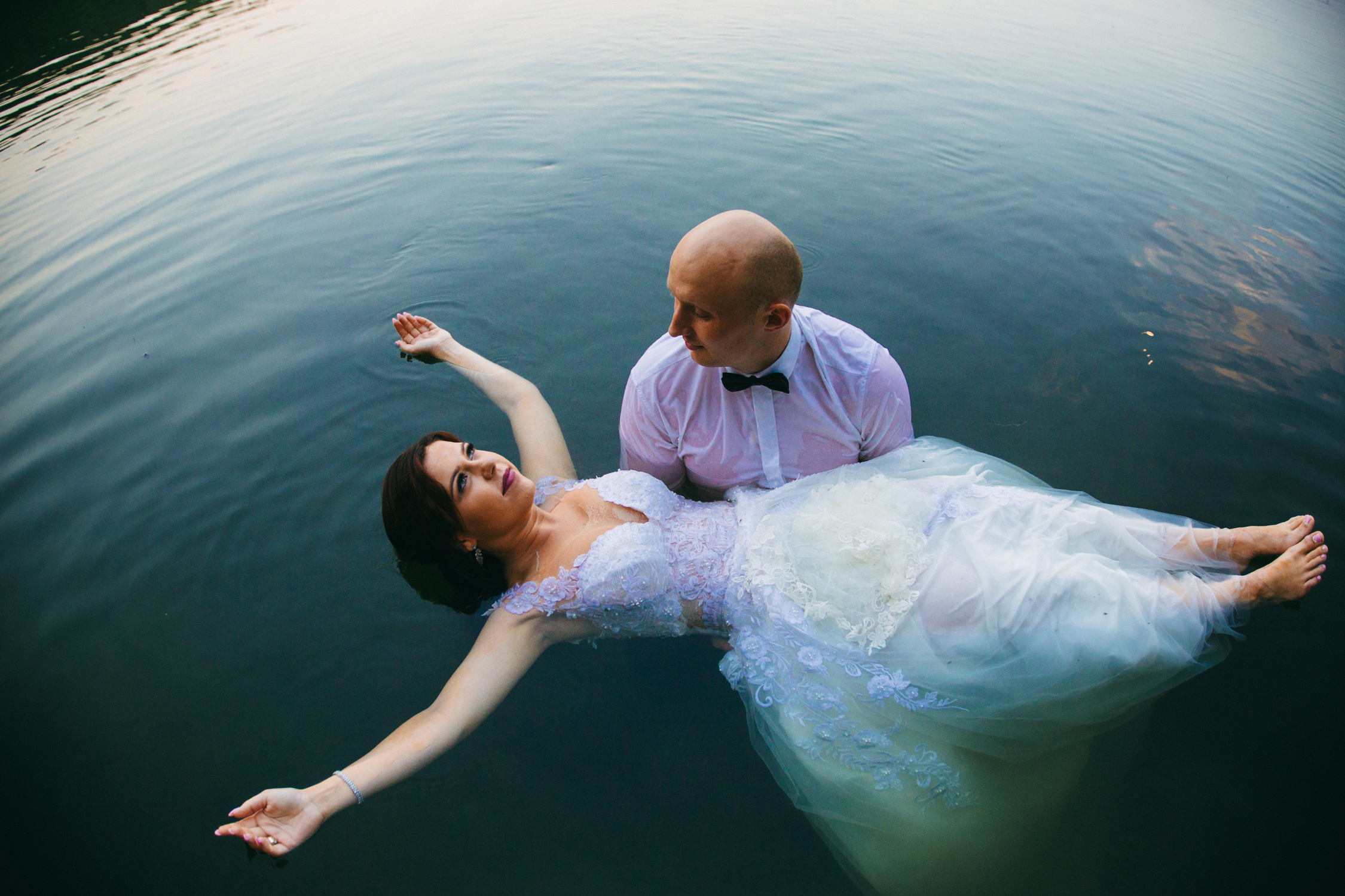 Milena and Robert Fireman's Wedding