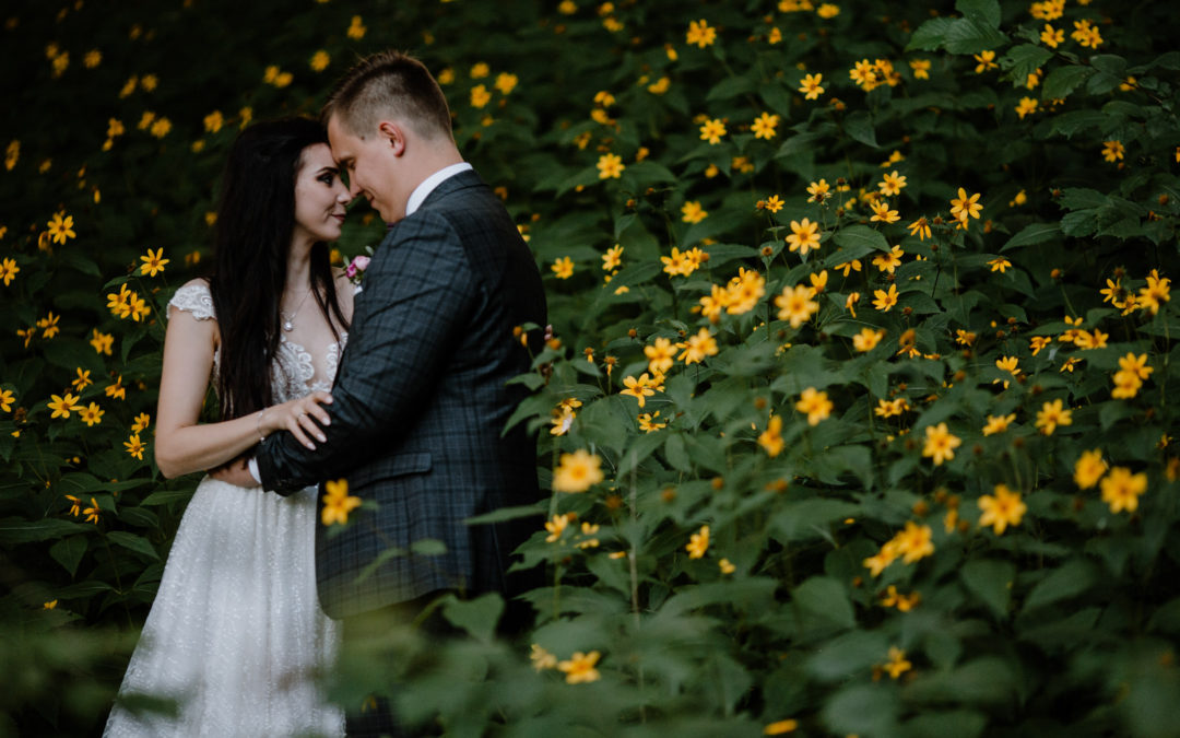 Sandbox love – Daria and Marcin